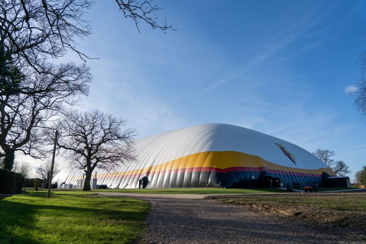 Watford FC Training Ground Air Dome