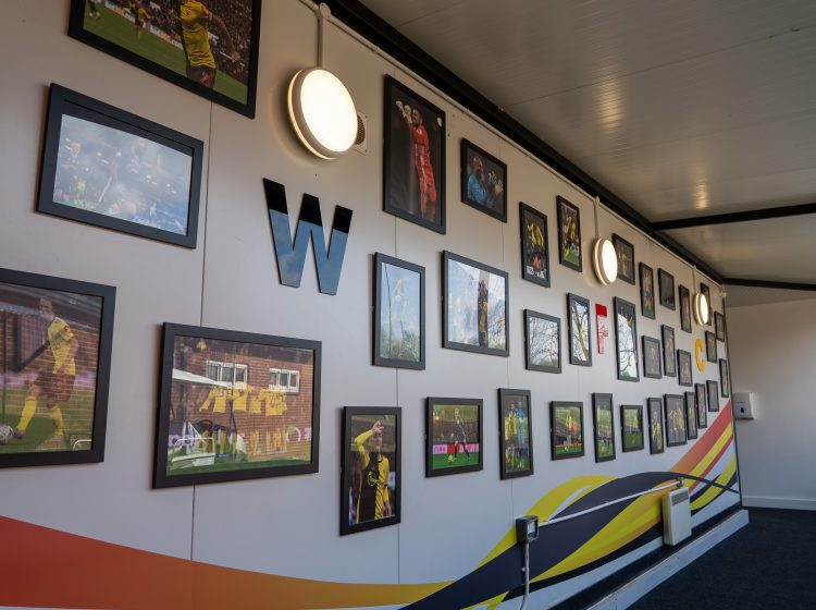 ASB-McM Constructions Watford FC Training Ground Changing Rooms Physiotherapy Suite Building