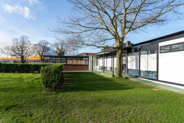 ASB-McM Constructions Watford FC Training Ground Medical Rehab Physiotherapy Centre Builder